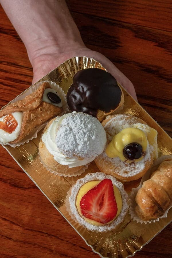 Pastry and desserts