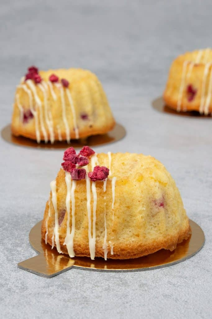 Easy Mini Bundt cake recipe