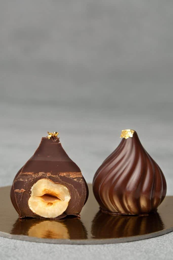 Chocolate Hazelnut Bonbon