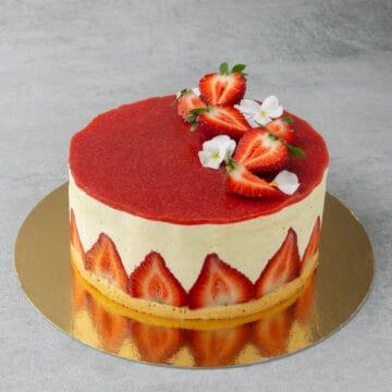 Cake category